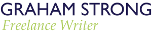 Graham Strong Wordmark